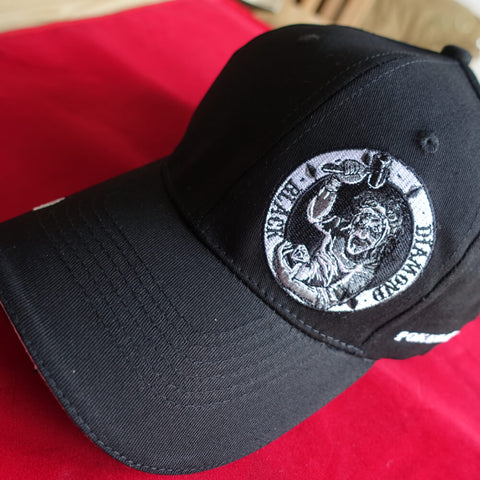 Diamond Black - Baseball Cap