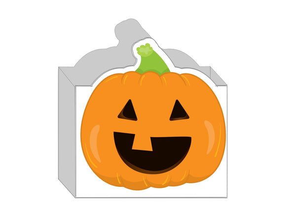 Jack-O-Lantern Party Favor Box Instant Digital Download Happy Halloween Kids Party