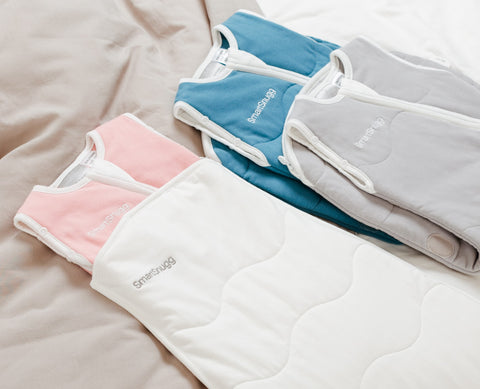 sleeping bags and blankets