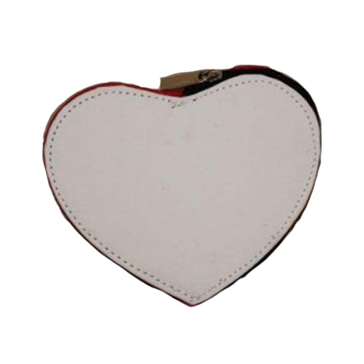 Heart Shaped Coin Purse - whitworthprints