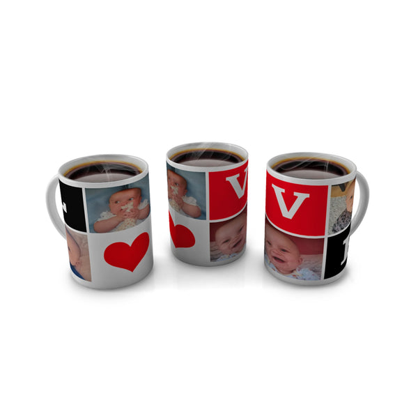 Personalised Love Mug - whitworthprints