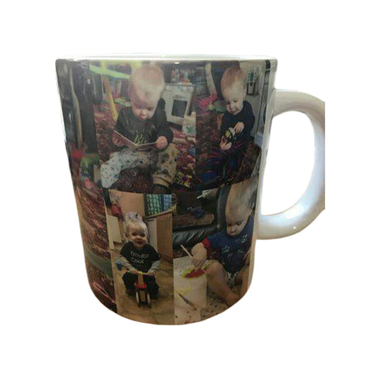 Personalised Mega Photo Mug (20oz). - whitworthprints
