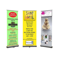 Pop up Banner - whitworthprints