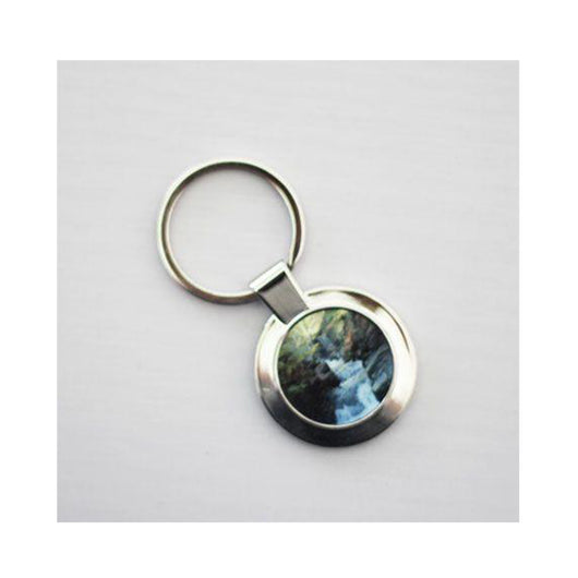 Round Keyring - whitworthprints