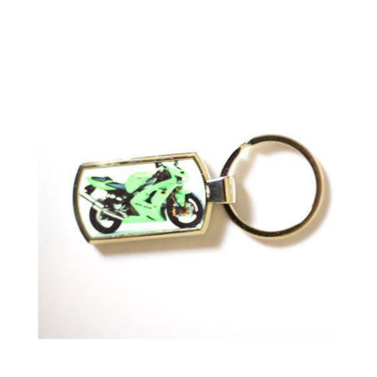 Rounded Rectangle Keyring - whitworthprints