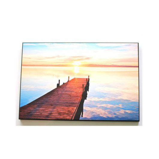 Small Rectangle Wooden Photo Panel - whitworthprints