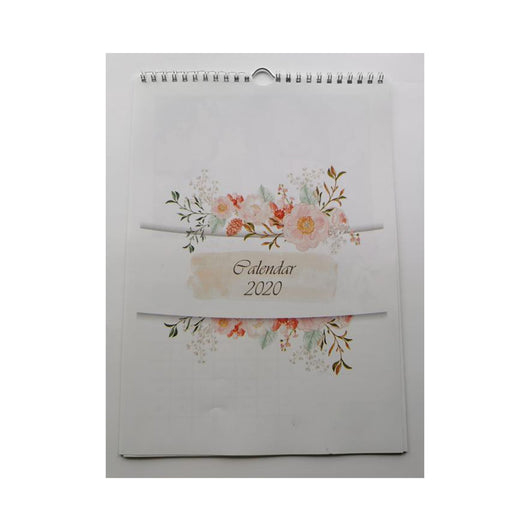 Personalised Calendar A4 - whitworthprints