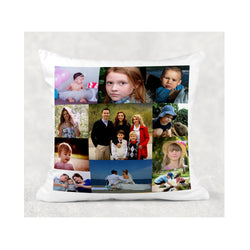 Collage cushion cover - whitworthprints