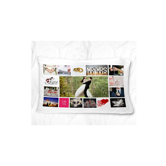 Personalised Collage Pillow Case - whitworthprints