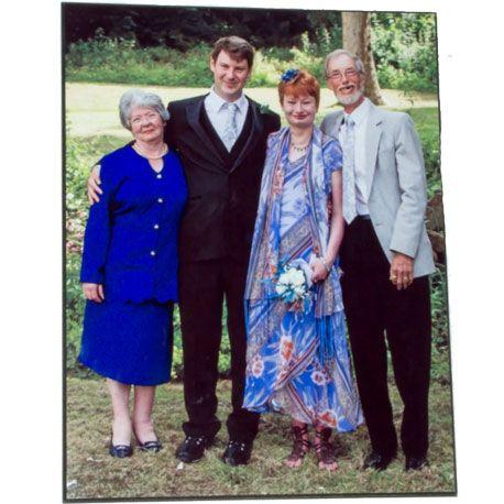 Large Rectangle Wooden Photo panel - whitworthprints