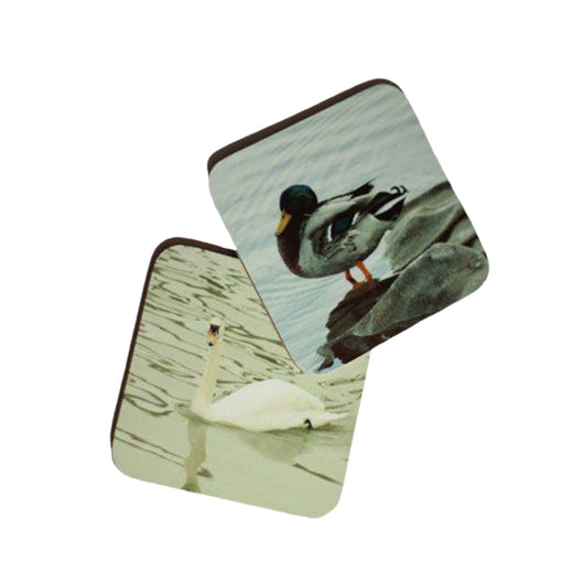 set of 2 square coasters - whitworthprints