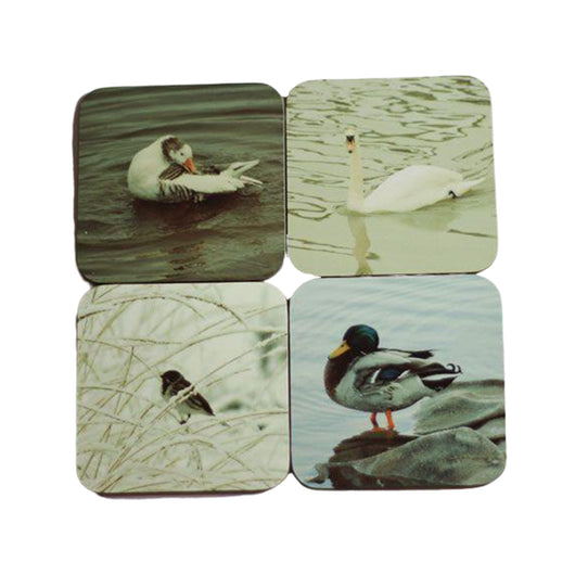 set of 4 square coasters - whitworthprints