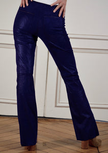 Pantalon flare Saint-Petersbourg