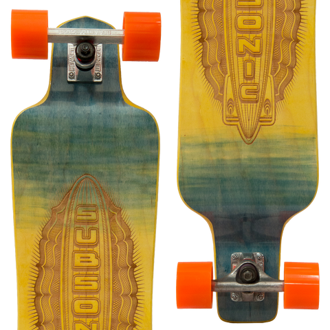 Subsonic Skateboards Century 36 complete