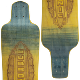 Subsonic Skateboards Century 36 close-up