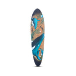 Omen: Sealife Longboard Deck