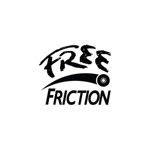 Free Friction: 58 Grit Grip Tape