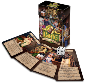 BARPIG: The Adventure Party Game