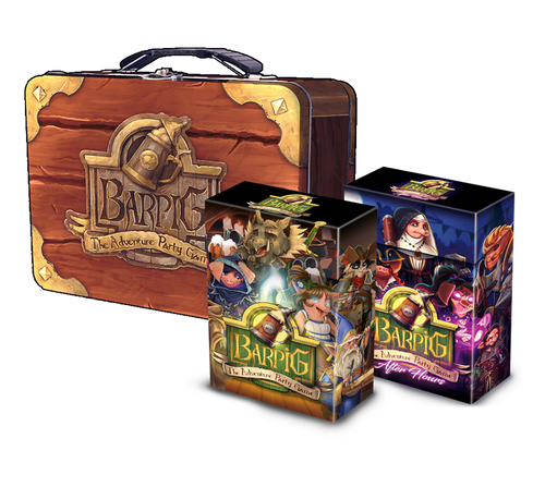 BARPIG Lunchbox (containing both games)
