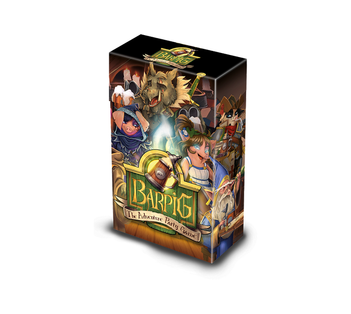 BARPIG - The Adventure Party Game