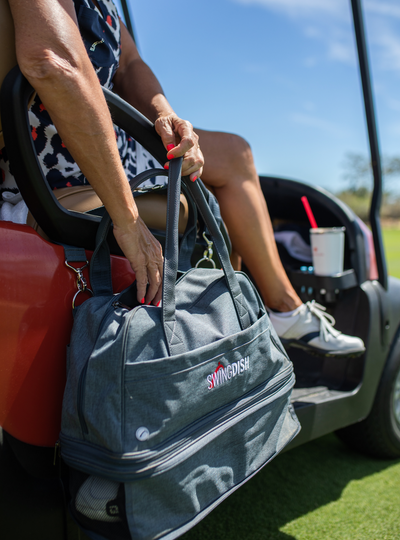 The Golfer's Handbag