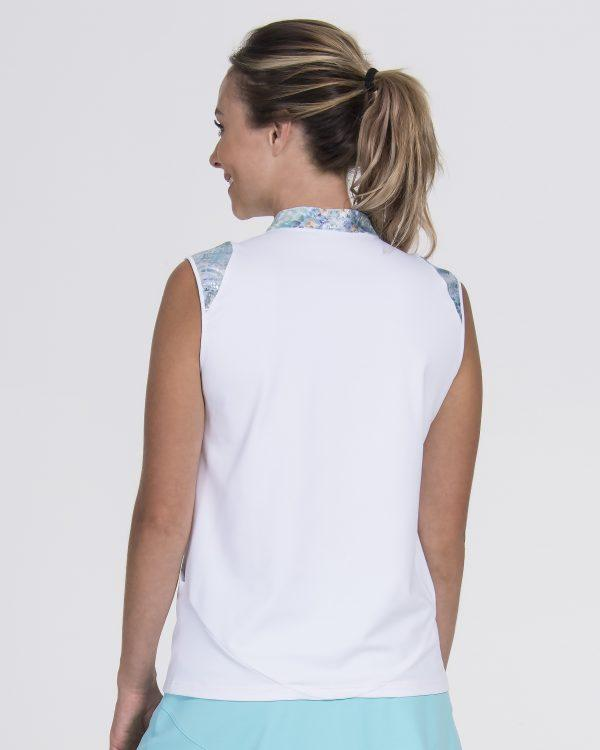 Signature Sleeveless Resort White - SwingDish