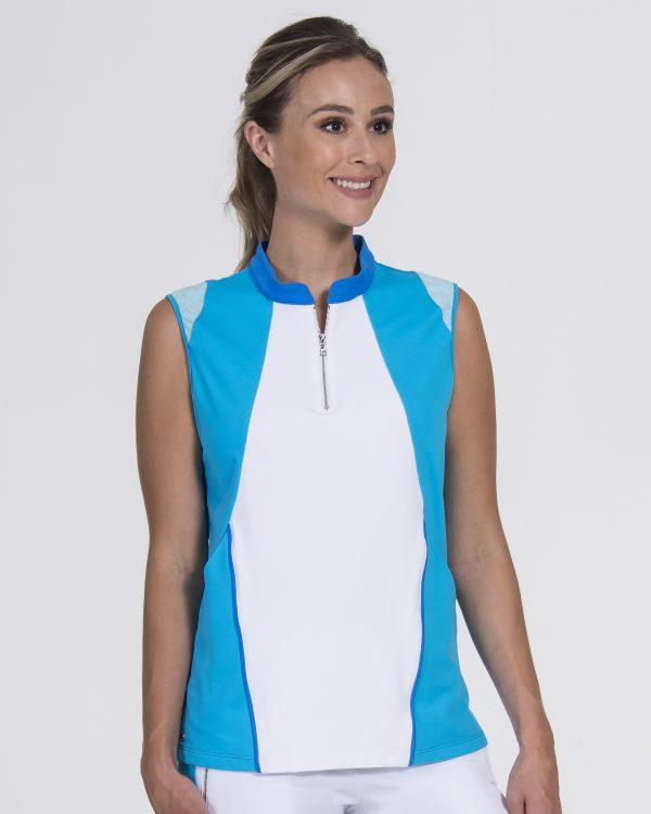 Signature Sleeveless Water Wave