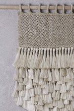 Load image into Gallery viewer, Tassel Wall Hanging - Natural