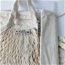 Load image into Gallery viewer, Organic Cotton Mesh bag