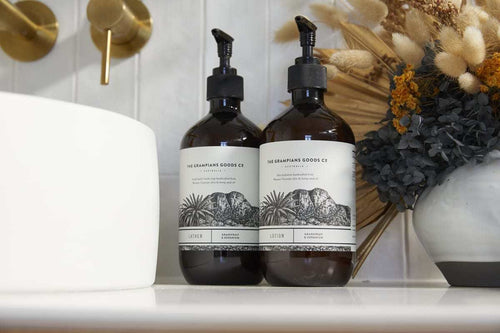 Grampians Luxe Lather Lotion Duet