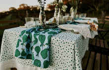 Load image into Gallery viewer, Table Runner | Pear