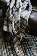 Load image into Gallery viewer, Malt | Recycled Wool Scottish Tartan Blanket