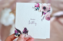 Load image into Gallery viewer, Saskia Happy Birthday Gift Card