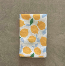 Load image into Gallery viewer, Napkin - Lemon | Set of four
