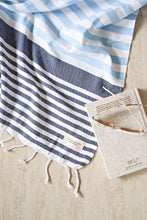 Load image into Gallery viewer, Flamenco Turkish Towel