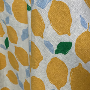 Tablecloth | Lemon