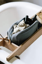 Load image into Gallery viewer, Toiletry Bag - Ash