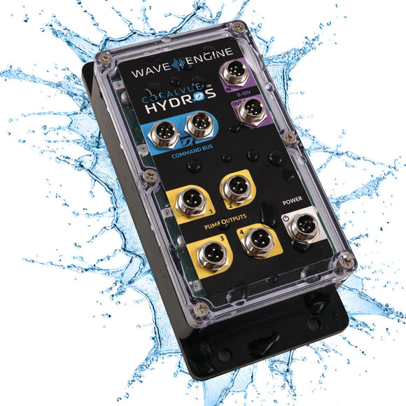 Hydros Wave Engine Pump ETM Wireless Controller - Coralvue
