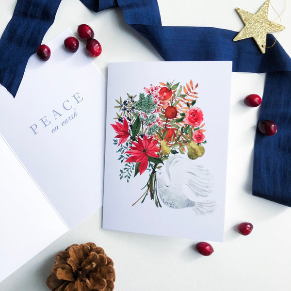 Christmas Peace | Christmas Greeting Card