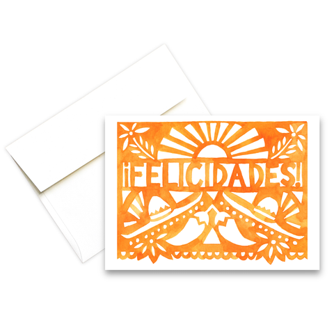 Felicidades | Greeting Card