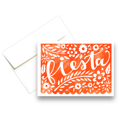Fiesta | Greeting Card