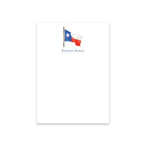 Texas Flag Notecards | Men's Stationery