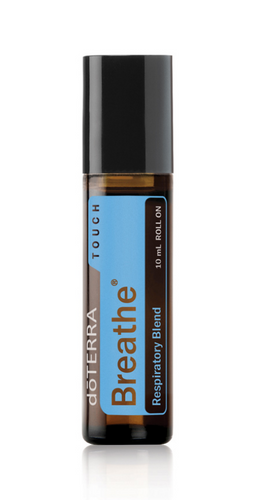 doTERRA Proprietary Blend - Breathe Touch (Roller)