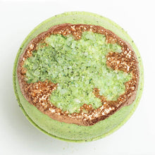 Load image into Gallery viewer, Prehnite Geode Bath Bomb
