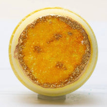 Load image into Gallery viewer, Citrine Geode Bath Bomb