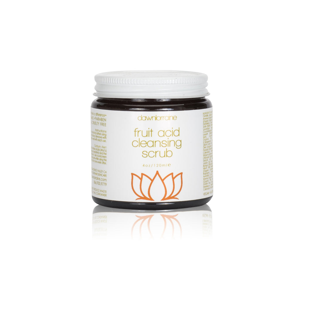 Dawn Lorraine Fruit Acid Cleansing Scrub