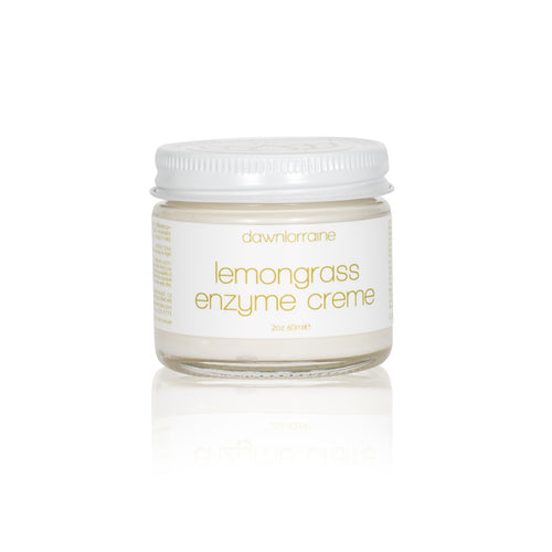Dawn Lorraine Lemongrass Enzyme Cream