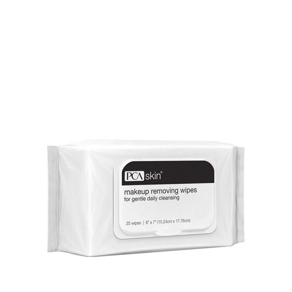 PCA Skin Makeup Remover Wipes