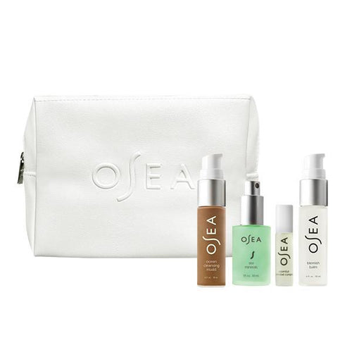 OSEA Clarifying Four Step Starter Set (Blemish Prone Set)