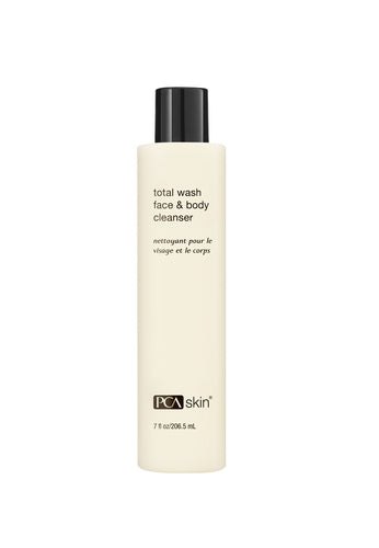 PCA Skin Total Wash Face & Body Cleanser